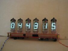 Alarm Clock VFD IV11 Nixie era tubes Monjibox Assembled kit v2