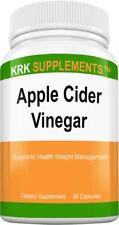 Apple Cider Vinegar 1000mg per serving 90 Capsule
