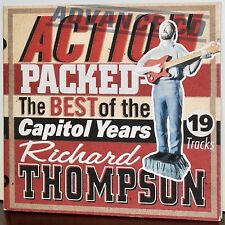 CAPITOL PROMO CD 72435 31051-2-9V: Richard Thompson - Action Packed - 2001 USA