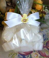 30 BABY POWDER CHUNKY HEARTS Wax Melts Strong Scented Handmade Candle Wax Tarts