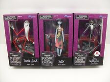 2017 Disney Nightmare Before Christmas Walgreens Exclusive Lot Santa Jack Sally