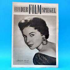 DDR Filmspiegel 11/1956 Francoise Arnoul Henny Porten Das Stacheltier Sl. Dudow