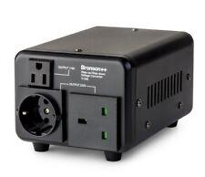 Bronson TI 200 watt 110 Volt USA Spannungswandler Transformator 110v 200w