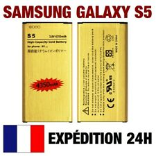 BATTERY GOLD HIGH-CAPACITY QUALITY High FOR SAMSUNG GALAXY S5 i9600