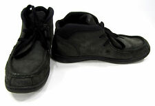 Timberland Boots Newmarket Cupsole Chukka Black Shoes Size 8.5
