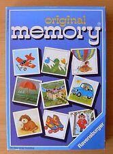Memory Original, von Ravensburger, 90er Jahre, Art.-Nr. 01 035 6