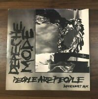 Depeche Mode - People Are People (Different Mix) Vinyl LP VG+ Free US Shipping