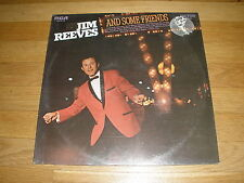 JIM REEVES and some friends LP Record - Sealed