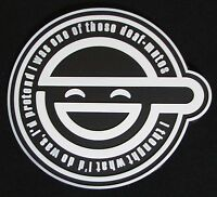 GHOST IN THE SHELL LAUGHING MAN LOGO 3D PVC GLOW DARK ARMY VELCROR