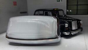 Austin FX4 Fairway London Taxi Interior Courtesy Light Glass Chrome light