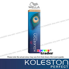 Wella Koleston Permanent Hair Color Dye 60g - Pure Naturals Series 9/0 Very Light Blonde Not Included