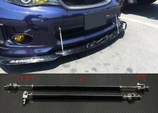 "Black 4""-7"" Struts Shock Rod Bar for VW Porsche Bumper Lip Diffuser Spoiler"