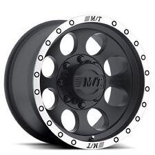 Mickey Thompson 90000020081 Classic Baja Lock 16x10 Wheel RIM; BC: 6x5.5/BS: 4.5