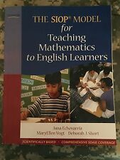 The SIOP® Model for Teaching Mathematics to English Learners - BRAND NEW