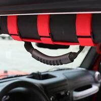 Car Roll Bar Fire Extinguisher Holder Mount Bracket New For Jeep-Wrangler J8E6