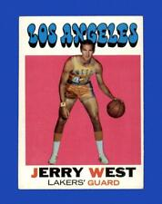 1971-72 Topps Set Break # 50 Jerry West EX-EXMINT *GMCARDS*