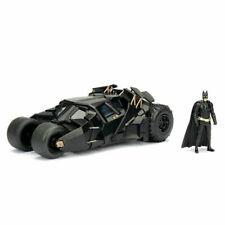 Jada Toys Black Tumbler Batmobile and Figure Batman Dark Knight