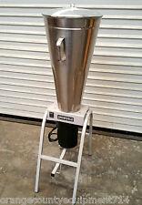 NEW 6 Gallon Food Blender Uniworld UTI-TD25 #3665 Heavy Duty Commercial Chopper