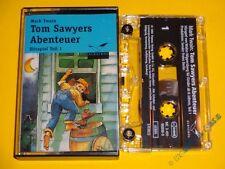 *MC* Mark Twain 1 - Tom Sawyers Abenteuer Teil 1 * Albatros *