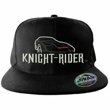 Knight Rider K.I.T.t. Car Snapback Baseball Cap Hat - One Size TV Hasselhoff