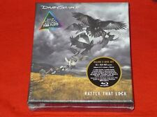 PINK FLOYD RATTLE THAT LOCK [Edizione Deluxe] by David Gilmour [CD+Blu-Ray]