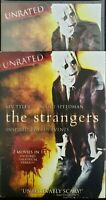 The Strangers (DVD, 2008) Unrated 2 Movies In 1 Brand New Sealed w/ Slipcover