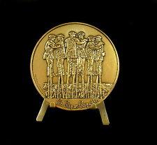 Médaille La Gigue Giguette Landes de Gascogne Dax Echasse fc G Crouzat Medal 铜牌