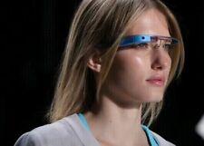 NEW Google Glass V2.0 Explorer Edition Sky Blue Glasses - FREE FRAME OR SHADES