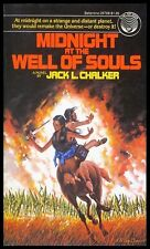 Jack L. Chalker - Midnight at the Well of Souls - Del Rey Paperback1978