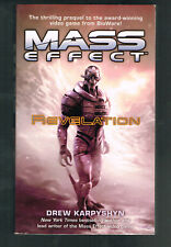 Mass Effect Revelation by Drew Karpyshyn Paperback