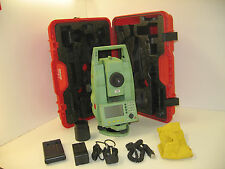 "LEICA TCR805 5"" TOTAL STATION ONLY, FOR SURVEYING, ONE MONTH WARRANTY"