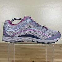 Merrell Mont Mavis Trail Running Shoes Womens Size 10 Cosmos / Orchid