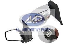 Nissan Navara D40 05-15 *NEW* Left Side Door Mirror Chrome Electric Adjust