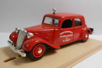 Eligor 1/43 Scale Diecast Model 1033 CITROEN BERLINE 1948 TRACTION AVANT 11 BL
