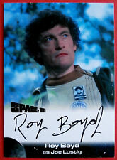 SPACE 1999 - ROY BOYD as Joe Lustig - AUTOGRAPH CARD - Unstoppable Cards 2015