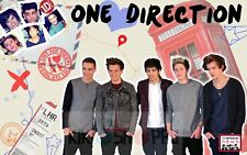 Poster A3 One Direction Harry Styles Liam Payne Niall Horan Louis Tomli Zayn 07