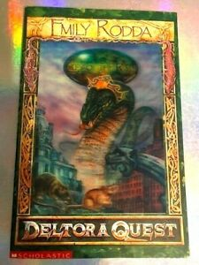 The Deltora Quest: Book 3: City of the Rats by Emily Rodda (Paperback, 2004)
