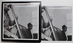Paul Chambers Wynton Kelly Ltd. Edition #'d Mosaic 6 CD Box Set