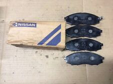 New Factory OEM Nissan Disc Brake Pad PadsFront 41060-7Z026
