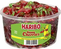 HARIBO HAPPY CHERRIES Kirschen 150 Stück 1,2kg Fruchtgummi