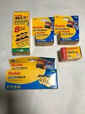 New ListingKodak ultramax . Film 35mm Color Film Expired Lot New
