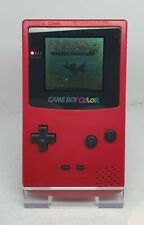 Nintendo Game Boy Colour Handheld (Berry) | Cleaned & Tested