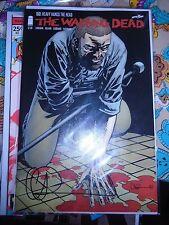 The Walking Dead #153 (April 2016, Image) AMC / Kirkman Signed by Charlie Adlard