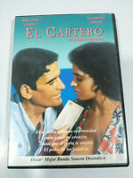 El Postino Y Pablo Neruda Philippe Noiret Reg 2 DVD Spagnolo Inglese Italiano