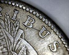 Error Coin Spiked B&U Hit List 40 1921-s Vam 6A Die Pairing Morgan Silver Dollar