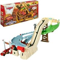 DISNEY CARS THE RADIATOR SPRINGS 500 1/2 OFF-ROAD RALLY RACE TRACK TOY PLAYSET