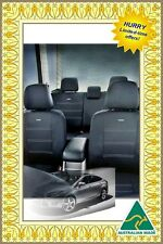 SUPERIOR HOLDEN CAPTIVA WATERPROOF NEOPRENE FRONT AND REAR CAR SEAT COVERS