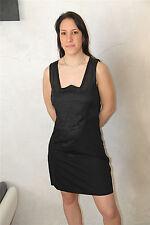 kleid Kleid leicht schwarz MARITHé FRANÇOIS GIRBAUD Größe 36 neue ETIKETT