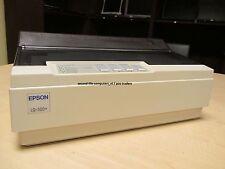 Epson LQ-300+ Serial Dot Impact Parallel Printer Matrix - 24 PIN - GOOD SHAPE