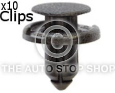 Panel Clip TOYOTA GAMME LAND CRUSIER//PASEO//PRIUS//RAV4 etc lot de 10 partie 12382 To